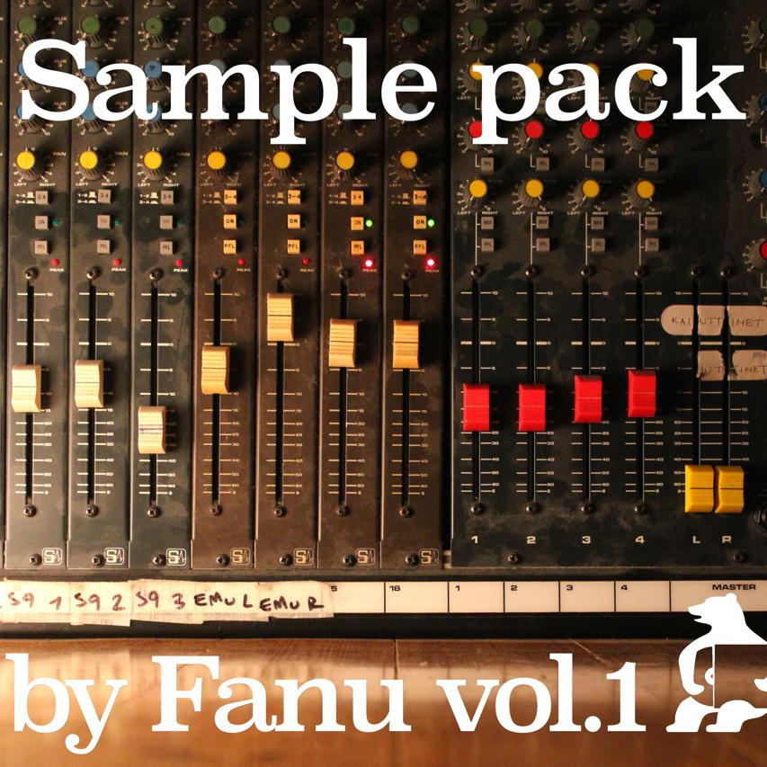 Sample Pack by Fanu Vol-small